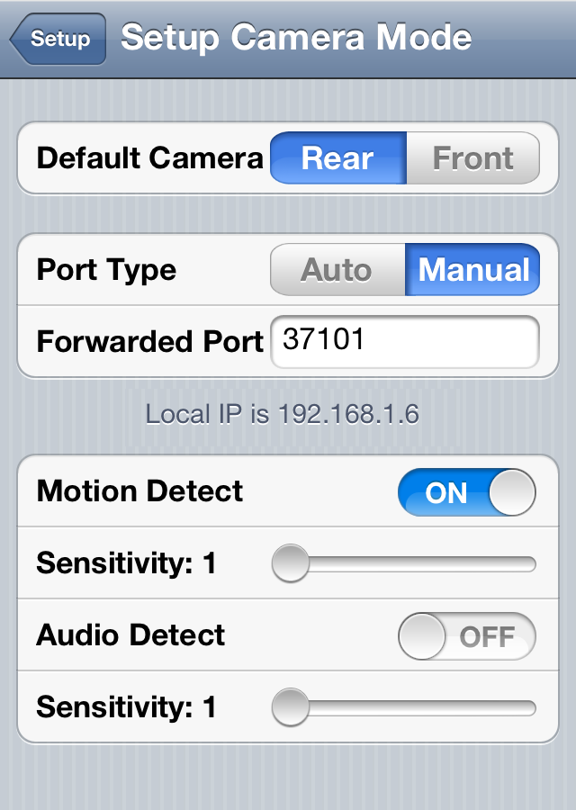 How to Set a Static IP on your iOS device